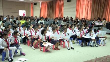 二年级音乐《大鹿》广西中小学优质课及观摩活动-卢倩倩