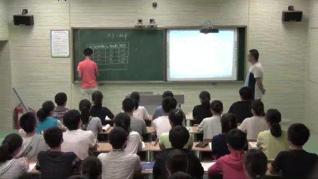 《频率与概率》优质课实录(北师大版高二数学,焦作:刘国强)