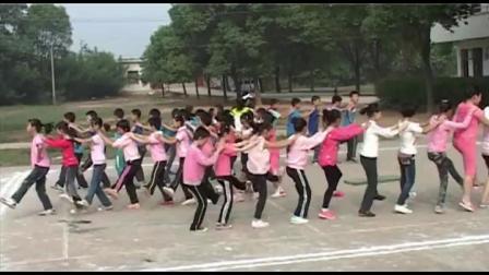《快乐的小青蛙-立定跳远》优质课(三年级体育,王晨燕)