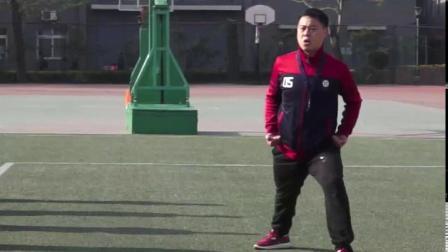 《武术健身操》二年级体育,丁涛