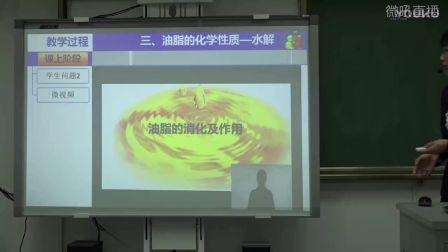 高二《油脂》河北于菲(2016年河北省高中化学优质课评选)