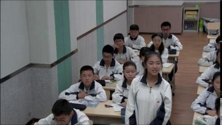 人教2011课标版数学八下-17.2《勾股定理的逆定理》教学视频实录-李娜