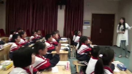 人教版英语四下第三单元《Let'sspell》课堂教学视频实录-罗聪燕