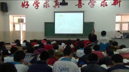 人教2011课标版数学九下-27.3《位似》教学视频实录-高国玉
