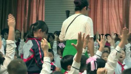 二年级音乐《彝家娃娃真幸福》广西中小学优质课及观摩活动-王雪屏