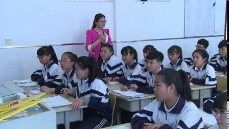 人教2011课标版数学九下-27.2《动点产生的相似三角形》教学视频实录-杨超男