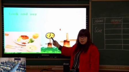 人教版英语七下 Unit 2 Section A(2d-3c)教学视频实录(郜美玲)