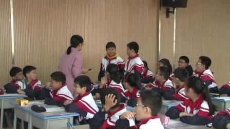 人教版英语六上第五单元A《Let's talk》课堂教学视频实录-陈盈盈