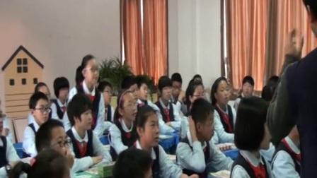 人教版英语六下第三单元《Let's talk》课堂教学视频实录-何浩挺