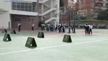 《起跑后的加速跑》教学课例(九年级体育,滨河中学:傅军)