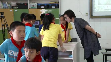 教科版小学科学四下《减慢食物变质的速度》课堂教学视频实录-陈静飞