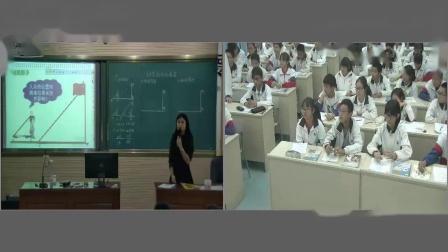 人教2011课标版数学九下-27.2.3《数学活动-测量旗杆高度》教学视频实录-肖雪花