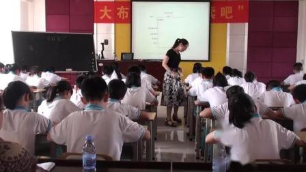《习作》人教版小学语文六下课堂实录-广东中山市-刘珺