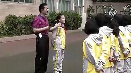 六年级体育 严忠文《耐久跑》_课堂实录与教师说课