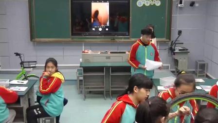 人教版小学数学六下《自行车里的数学》江西 郭娟