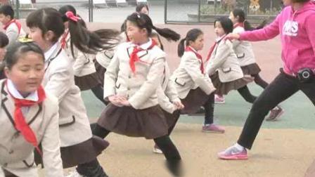 《走和跑——合作跑》四年级体育,张琪