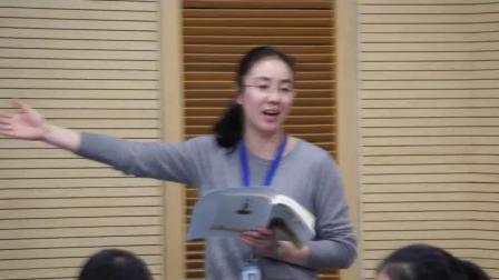 人教部编版语文八下第23课《马说》课堂教学视频实录-朱琴