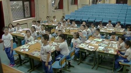 小学美术人美版一下《第6课 动物与我们同行》北京姜海霞