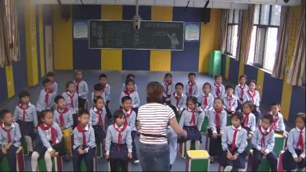 湘教版一年级音乐综合表演《小青蛙找家》教学视频