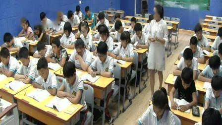 人教2011课标版生物七下-4.3.1《呼吸道对空气的处理》教学视频实录-张冰