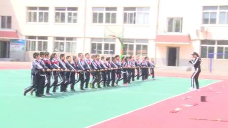 《走与游戏》小学二年级体育,孙海鸿