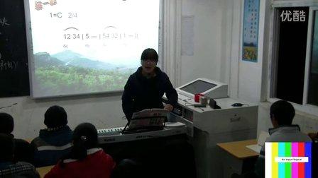 人音版七年级音乐《沂蒙山小调》安徽汪潭