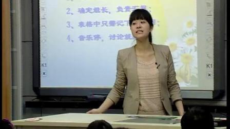 浙教版品德与社会六上第三单元第1课《谁是最值得尊敬的人》课堂教学视频实录-张玲玲