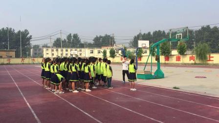 《游戏-春种秋收》科学版四年级体育,阜阳市县级优课