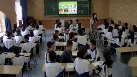 人教版英语七下Unit 1 Section A(1a-2d)教学视频实录(蔺静)