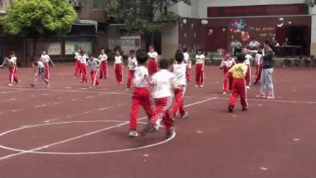 《自然站立式起跑》三年级体育,刘珊
