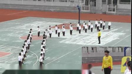 《愉快的春天-复习韵律操》二年级体育,方碧恋