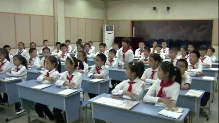 人教版英语四下第一单元《Let's talk》课堂教学视频实录-蒋燕