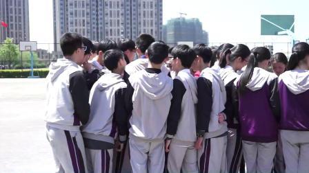 人教版体育八年级《耐久跑》课堂教学视频实录-陈晓萍