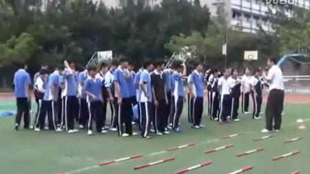 《快速跑》教学课例(九年级体育,西丽第二中学:王江)