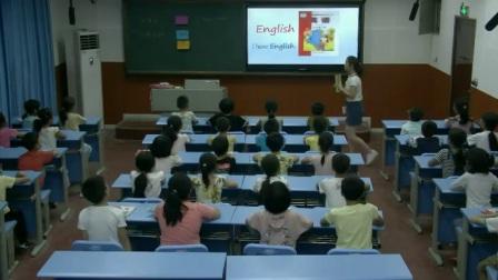 小学英语外研版三下Module6 Unit 2 What does Lingling have at school-四川李润霞