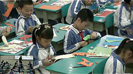 《大花瓶》小学二年级美术安芳小学蔡潇依