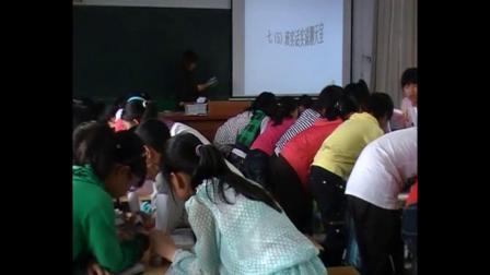 苏教版语文七下2.7《三颗枸杞豆》课堂教学视频-翁金卓