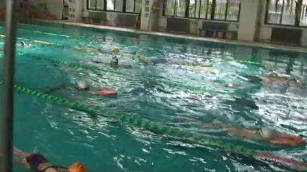 《游泳-蛙泳配合》人教版一、二年级体育,姚宽