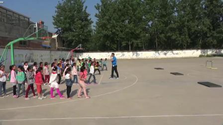 《障碍跑》三年级体育,蔡亮