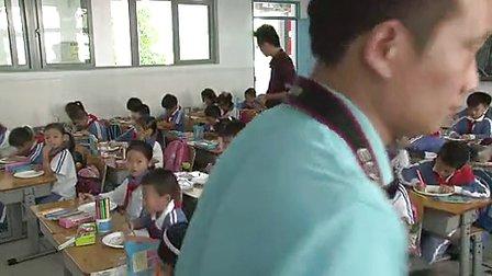 《纸盘画》小学二年级美术优质课视频-卓雅小学王剑超