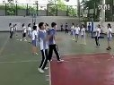 排球练习_初三体育优质课