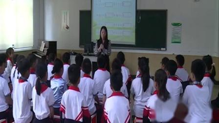 人音版音乐三下第5课《嘹亮歌声》课堂教学视频实录-陈妍娜
