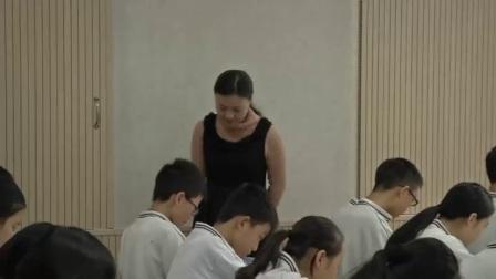 初中思品教科版九年级《第十二课 法律的尊严》四川车宇