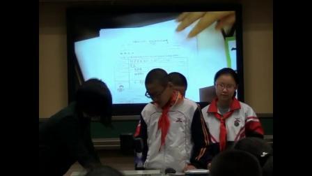 教科版小学科学六上《抵抗弯曲》课堂教学视频实录-何蕾