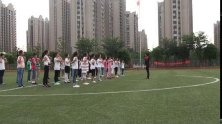 《障碍跑与游戏》科学版六年级体育,陈岩