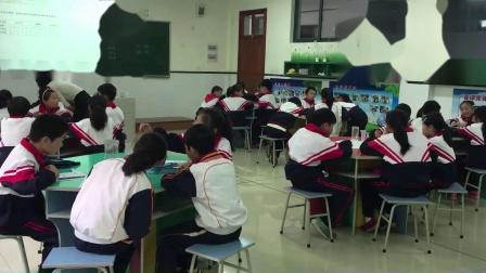 教科版小学科学四上《降水量的测量》课堂教学视频实录-胡叶清