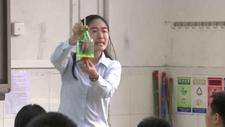 人教2011课标版生物七下-4.3.2《发生在肺内的气体交换》教学视频实录-林慧珊