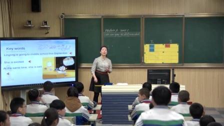 外研版(三起)小学英语六下Module10 Unit 1 We're going to different schools.甘肃周瑛