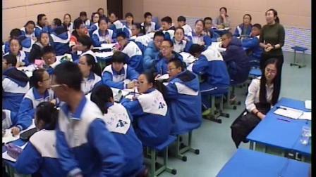 人教版地理七上-4.1《人口与人种》教学视频实录-袁梅