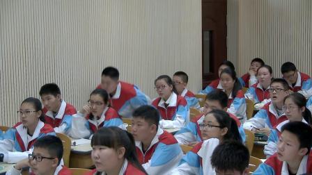 人教2011课标版数学八下-复习课《勾股定律试卷讲评课》教学视频实录-付峥